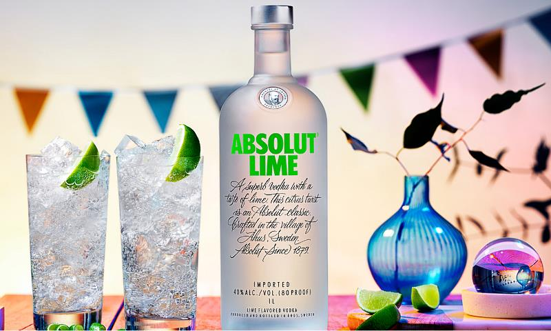 ABSOLUT LIME 1