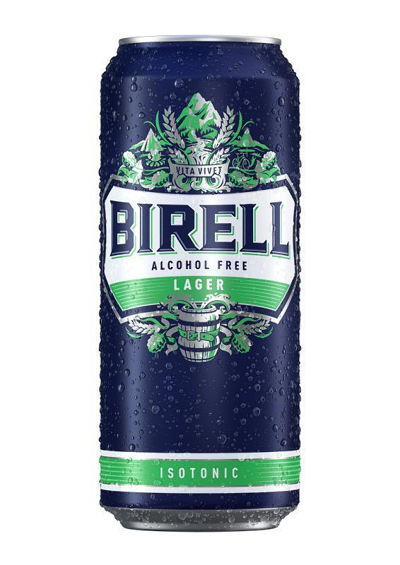 Birell LAGER low