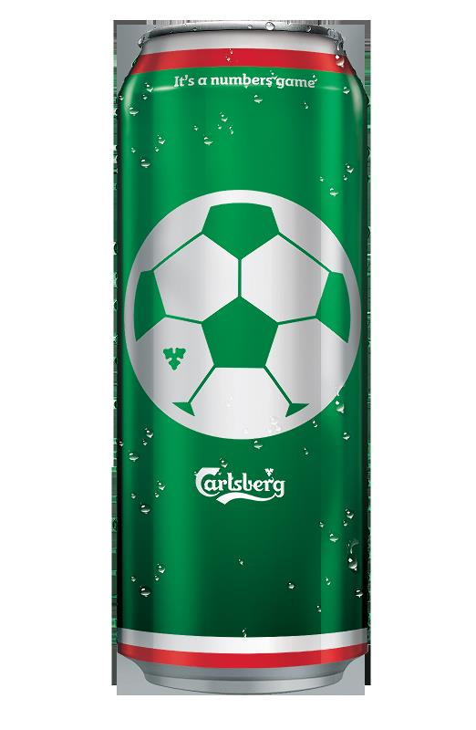 Carlsberg mundial ball pop copy