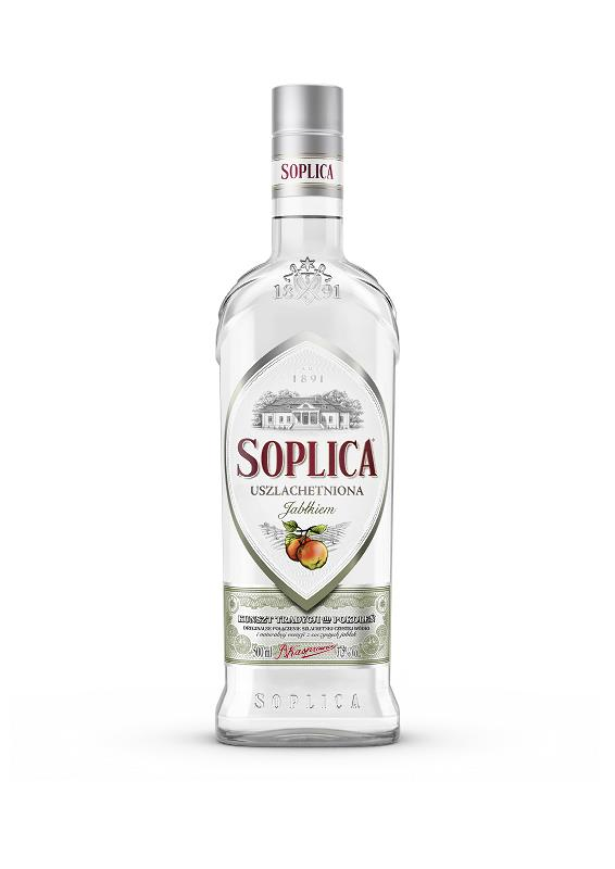 soplica clear apple 600dpi 500ml
